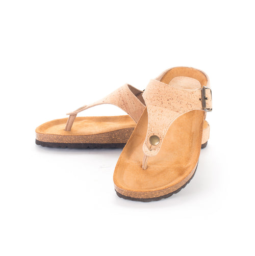High Quality Cork Sandals for Women - Liore's Premium Cork