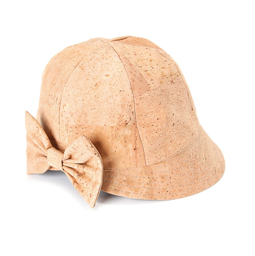 Vegan Cork Hat For Women - Liore's Premium Cork
