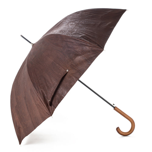 Eco-friendly Vegan Cork Umbrella - Liore's Premium Cork