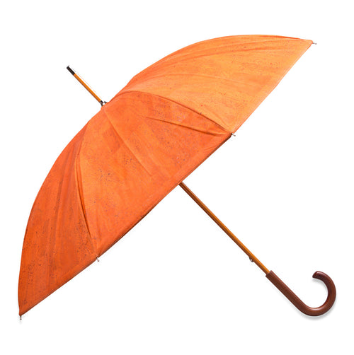 High Quality Vegan Cork Umbrella - Liore's Premium Cork