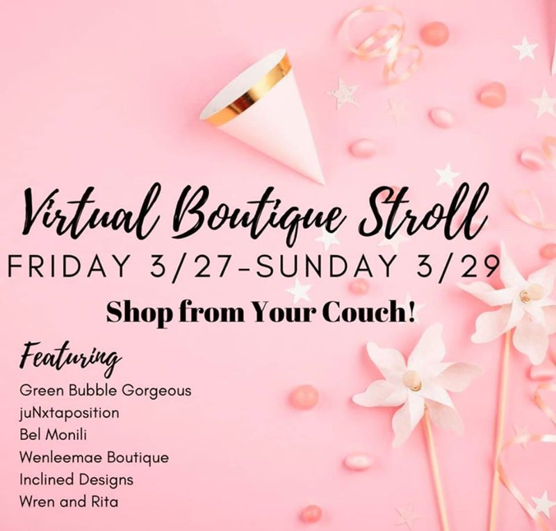 Virtual Boutique Stroll