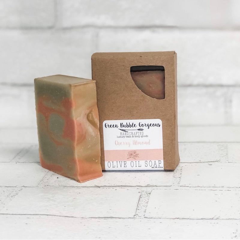 Green Bubble Olive Oil Soap - WenLeeMae Boutique