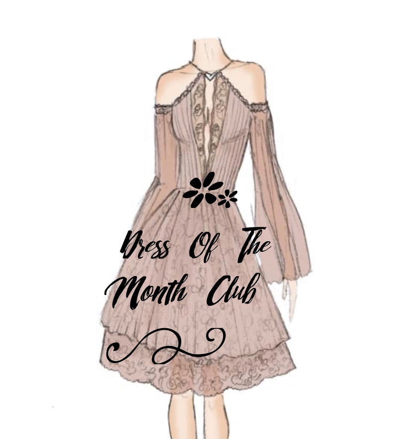 Dress of the Month Club (Final Sale) - WenLeeMae Boutique