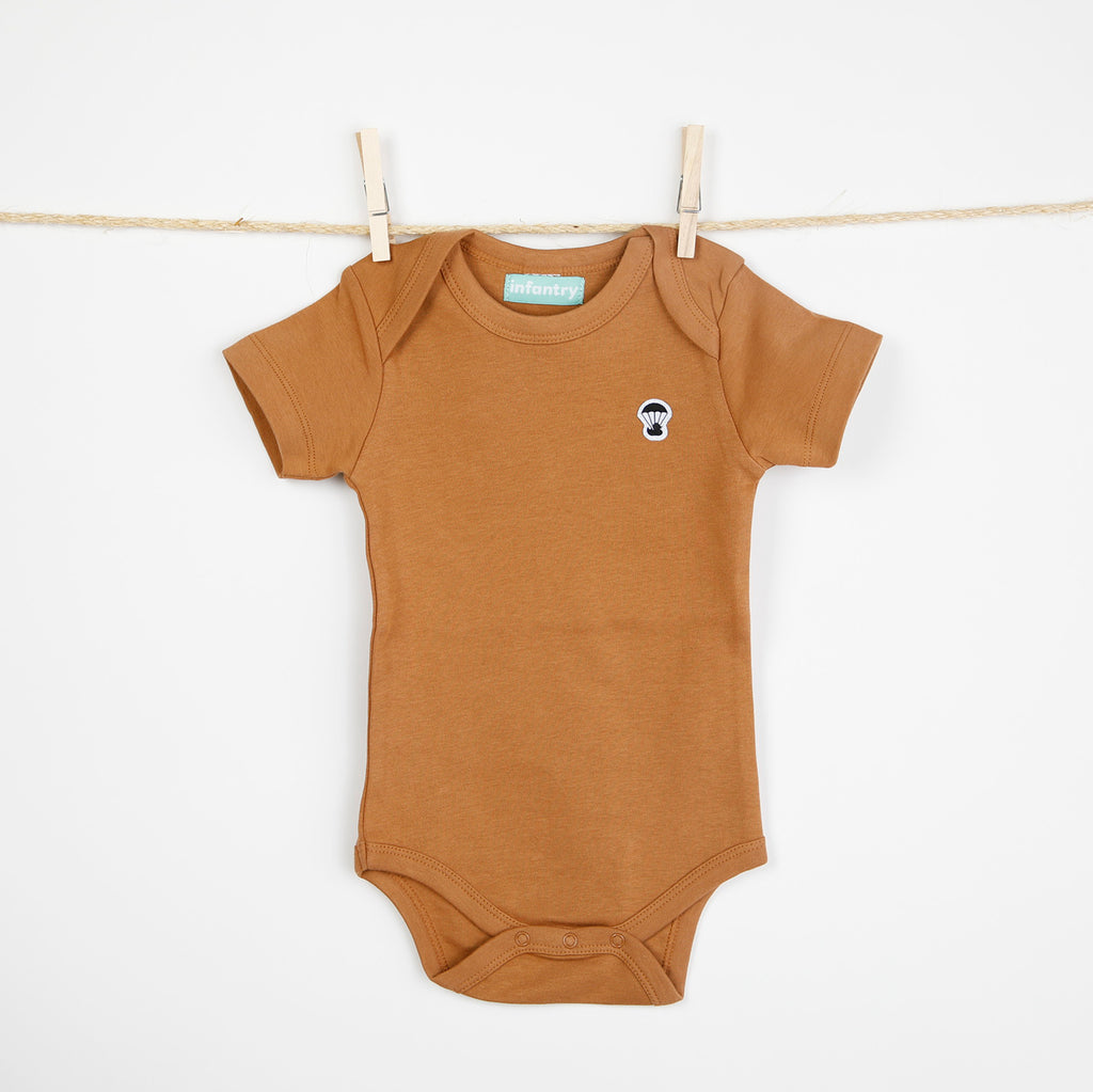 Infantry Organic Short-Sleeve Bodysuit