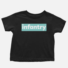 INFANTRY Block Graphic Tee