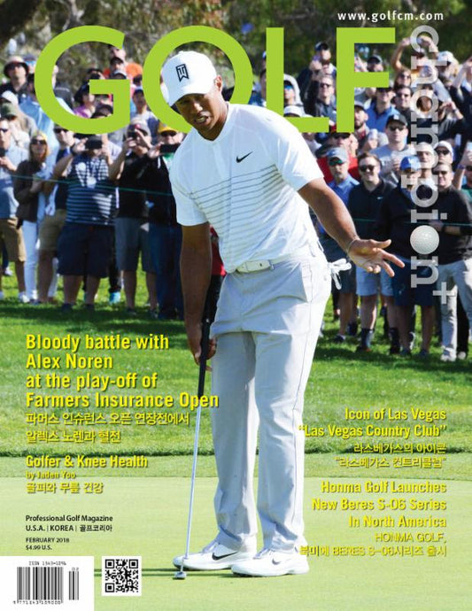 StanceCheck's 2nd Feature in Golf Champion Magazine