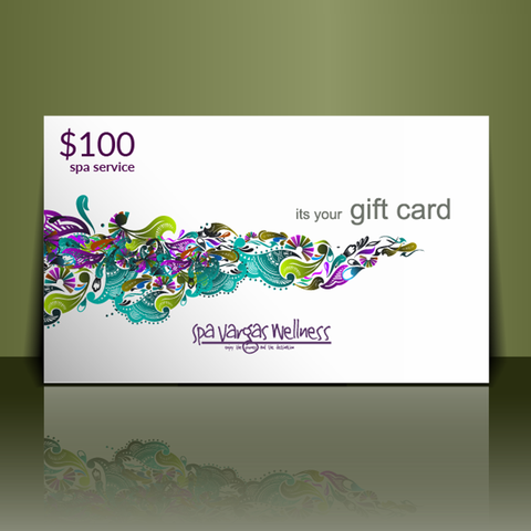 a696faed412 Spa Vargas Wellness Gift Card
