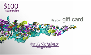 Spa Vargas Wellness Gift Card