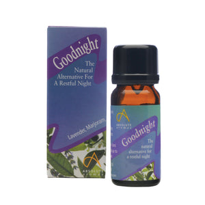 Absolute Aromas Goodnight Aromatherapy Blend 0.33 Fl. Oz.