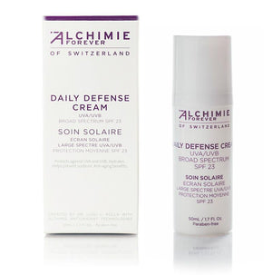 Alchimie Forever Daily Defense SPF 23 1.7 Fl. Oz.