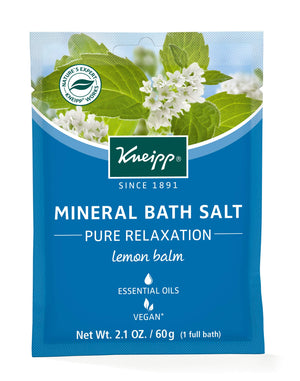 Kneipp Pure Relaxation Mineral Bath Salt