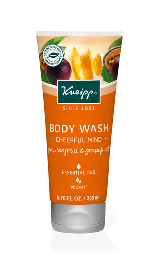 Kneipp Cheerful Mind Body Wash