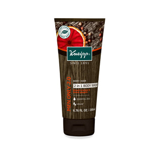 Kneipp Men Only Body Wash 6.76 Fl. Oz.