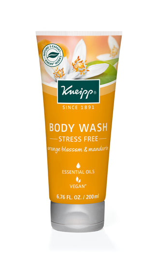 Kneipp Stress Free Body Wash 6.76 Fl. Oz.