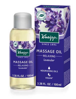 Kneipp Relaxing Massage Oil