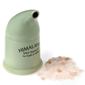 Nature's Artifacts Himalayan Salt Inhaler