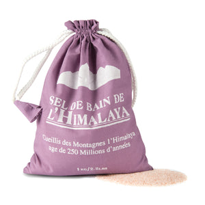 Nature's Artifacts Himalayan Fine Bath Salt Bag 2.2 Lbs.