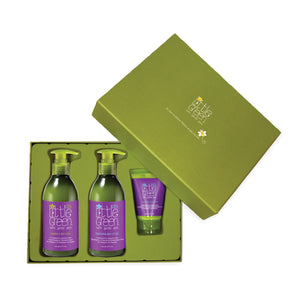 Little Green Kids Gift Set with Detangler
