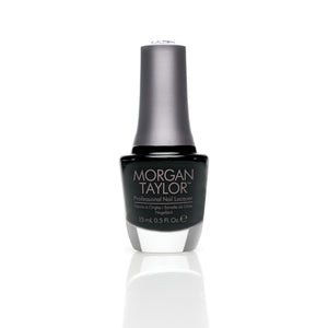 Morgan Taylor Little Black Dress Nail Lacquer 0.5 Fl. Oz.