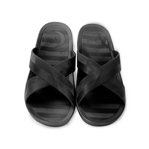 Sposh Cross Strap Sandal