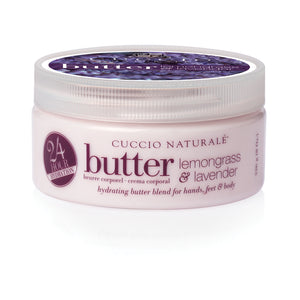Cuccio Naturale Lemongrass & Lavender Butter Blend 8 Oz.