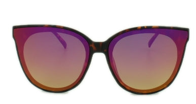 Addison - Pink/Purple/Gold Lens - Tortoise Shell Frame