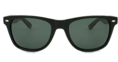 Cruise - Polarized Smoke Lens - Black Frame