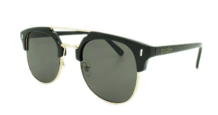 Dakota - Smoke Gray Lens - Matte Black Frame