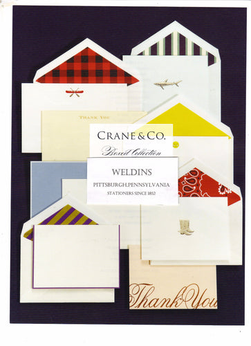Crane & Co. Boxed notes