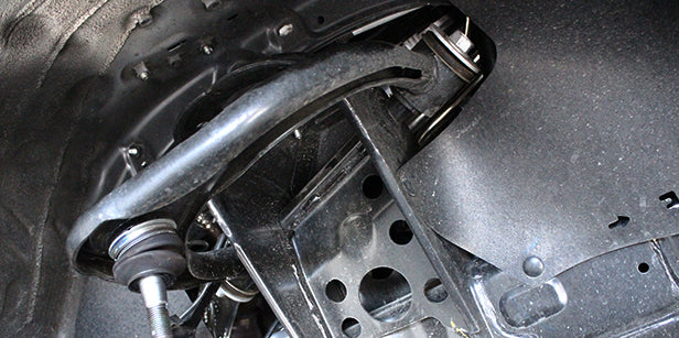 The Top Benefits of Replacing Upper Control Arms