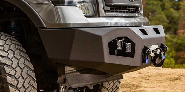 The Benefits of Installing a Winch Bumper on Your Vehicle
