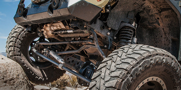 Top Modifications To Prepare Your Vehicle for Off-Roading