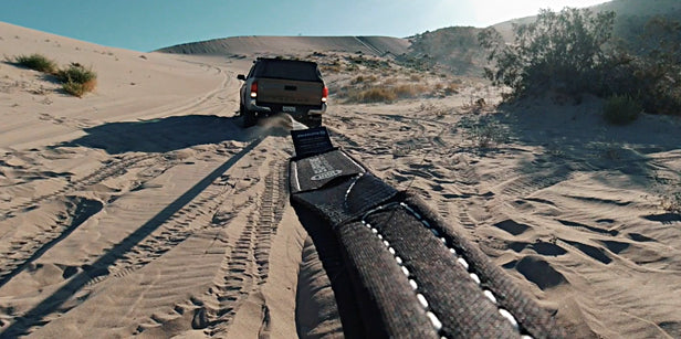 How To Get Unstuck While Off-Roading