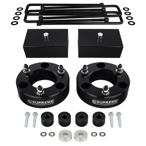 2012-2019 Nissan NV3500 Full Suspension Lift Kit & Sway Bar Link Extenders 2WD