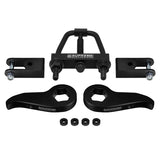 2011-2019 Chevy Silverado 2500HD Front Suspension Lift Kit & Install Tool & Shock Extenders 4WD 4x4