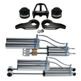 2002-2006 Chevy Avalanche 1500 Full Suspension Lift Kit, Tool & Bilstein Shocks 2WD 4WD