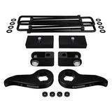 2011-2019 GMC Sierra 2500HD Full Suspension Lift Kit & Shock Extenders 4WD 4x4