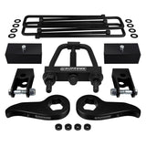 2011-2020 Chevy Silverado 2500HD Full Suspension Lift Kit & Install Tool & Shock Extenders 4WD 4x4