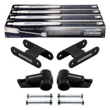 2006-2010 Hummer H3 Full Suspension Lift Kit & Extended Length Pro Comp Shocks 4WD 4x4