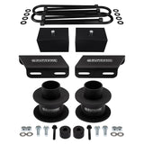 2008-2020 Ford F250 Super Duty Full Suspension Lift Kit, Bump Stop & Sway Bar Drop Kits 4WD