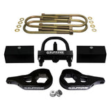 2002-2005 Dodge Ram 1500 Full Suspension Lift Kit & Install Tool 4WD 4x4