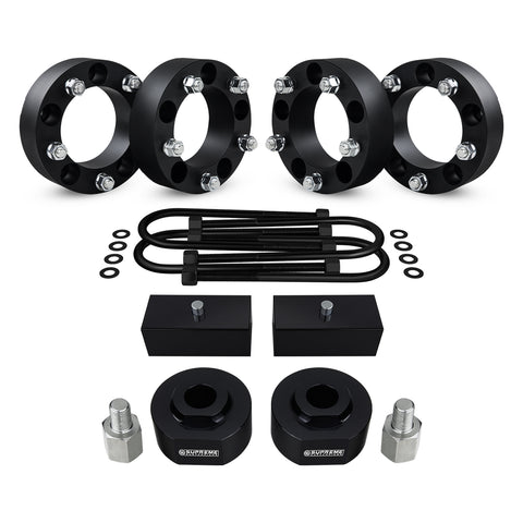 1980-1996 Ford Bronco Full Suspension Lift Kit & Wheel Spacers