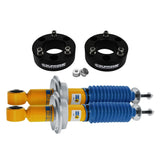 2004-2015 Nissan Titan Front Suspension Lift Kit & Bilstein Shocks 2WD 4WD