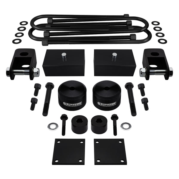 2005-2019 Ford F350 Super Duty Full Suspension Lift Kit & Shock Extenders 4WD 4x4