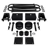 2005-2019 Ford F250 Super Duty Full Suspension Lift Kit, Brake Line & Bump Stop Relocation Kits & Shock Extenders 4WD 4x4