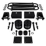 2005-2016 Ford F350 Super Duty Full Suspension Lift Kit, Brake Line & Bump Stop Relocation Kits & Shock Extenders 4WD 4x4