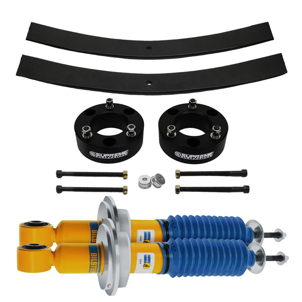 2004-2016 Nissan Titan Full Suspension Lift Kit w/ Bilstein Shocks 2WD 4WD
