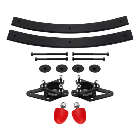 "2009-2012 Suzuki Equator 3"" Front + 1.5-2"" Rear Suspension Lift Kit 2WD 4WD 