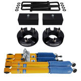 2005-2019 Nissan Frontier Full Suspension Lift Kit & Bilstein Shocks 2WD 4WD