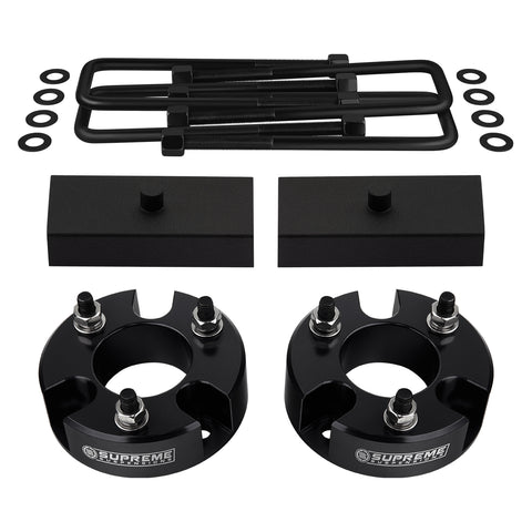 "2005-2020 Nissan Frontier Full Suspension Lift Kit 4x4 4x2 | SUPREME'S NEW HD STEEL LIFT BLOCKS!-Suspension Lift Kits-Supreme Suspensions-2""-1""-Supreme Suspensions®"
